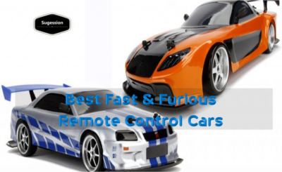 Best Fast & Furious Remote Control Cars