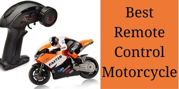 Best Remote Control Motorcycle