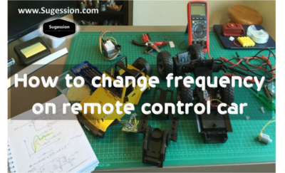 How To Change Frequency On Remote Control Car