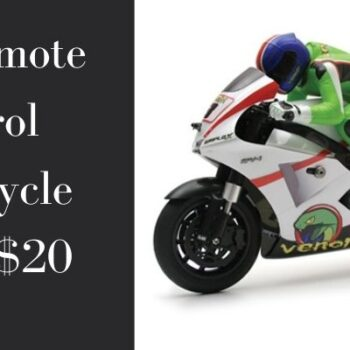Best Remote Control Motorcycle Under $20